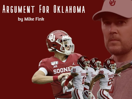 The Argument For Oklahoma