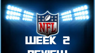 NFL Weeks Review