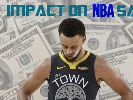 Covid-19 Impact on NBA Salaries