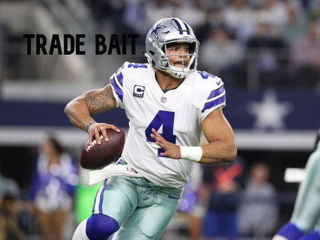 Trade Bait: One Player From Every NFC Team That's Likely To Be Traded