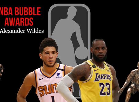 NBA Bubble Awards