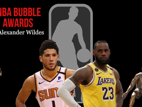 NBA Bubble Awards