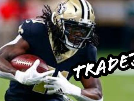 Kamara gets Traded