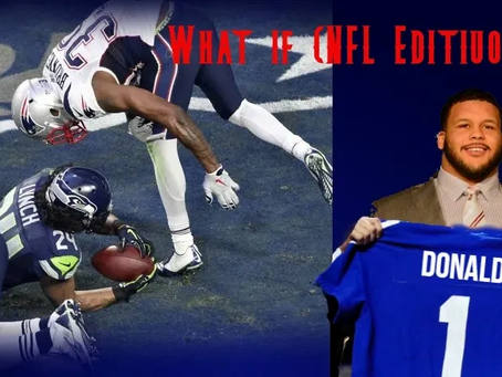 What If? (NFL Edition)
