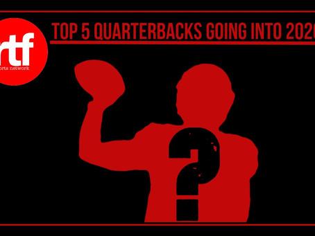 Top 5 NFL Quarterbacks (2020)