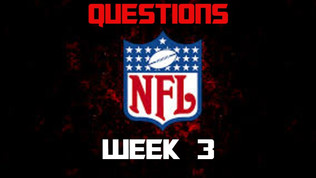 Questions For Week 3