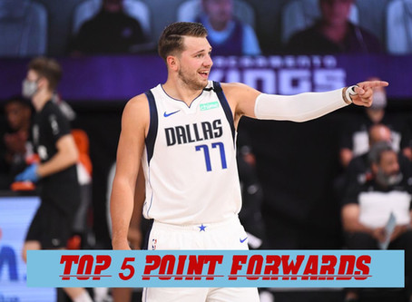 Top 5 NBA Point Forwards