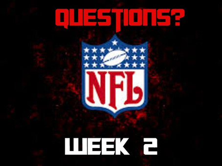 Questions for Week 2