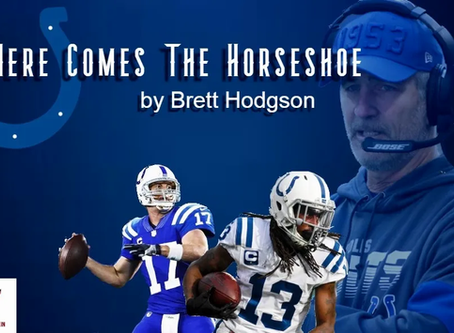 Here Comes The Horseshoe