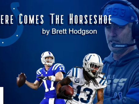 Here Comes The Horseshoe