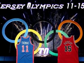 NBA Jersey Olympics 11-15