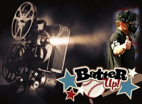 Batter Up! A Movie Line-up