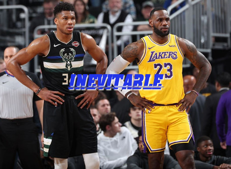 Inevitable: The Bucks-Lakers Will Play In The Finals