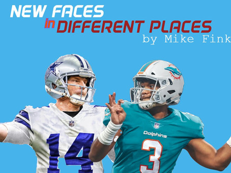 New Faces in Different Places