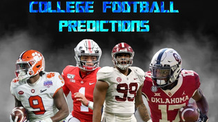 College Football Predictions