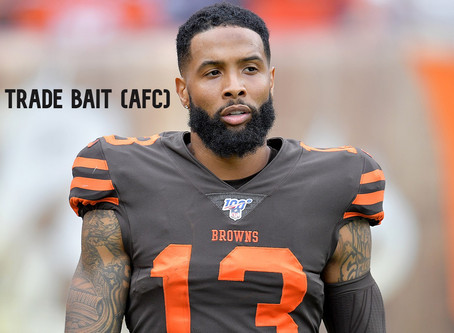 Trade Bait: One Player From Every AFC Team That Will Be Traded