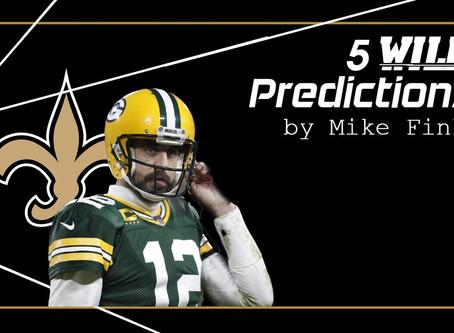 5 Wild Predictions for the 2020 Season