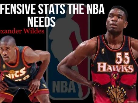 2 Defensive Stats The NBA Needs