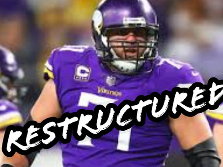 Riley Reiff to say in Minnesota