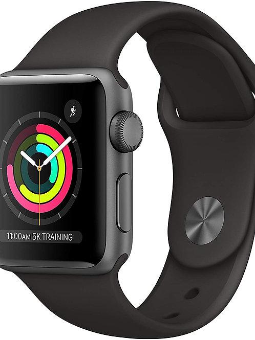 Apple Watch Black Series 3 (Purchase thru link in Description)