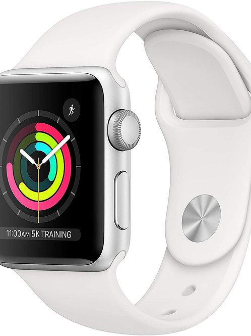 Apple Watch Series 3 (GPS, 38mm) - Silver Alum Case -Purchase thru link.