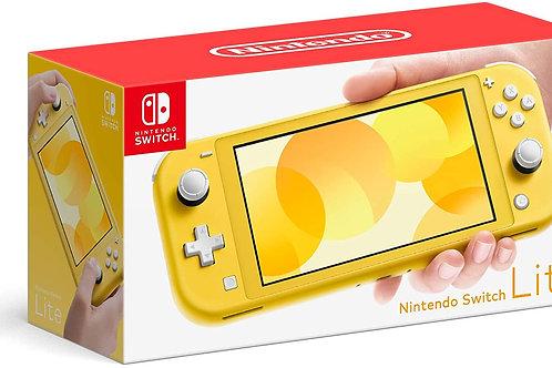 Nintendo Switch Lite - Yellow (Link in Description)