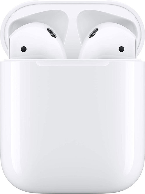 Apple Airpods with Charging Case (Wired) Purchase thru link in Desc.