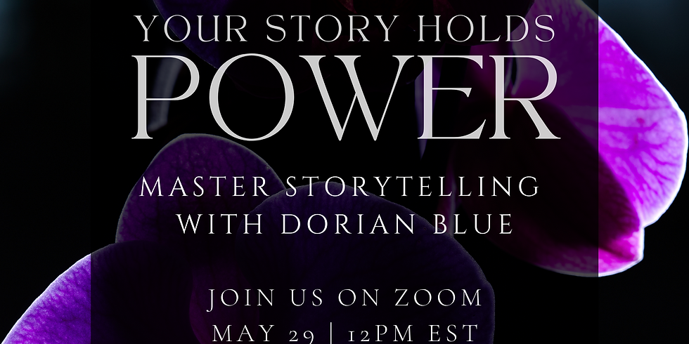 Your Story Holds Power