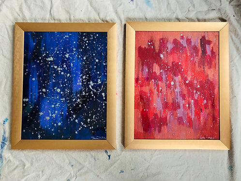 Heavenly Bodies (Print Set)