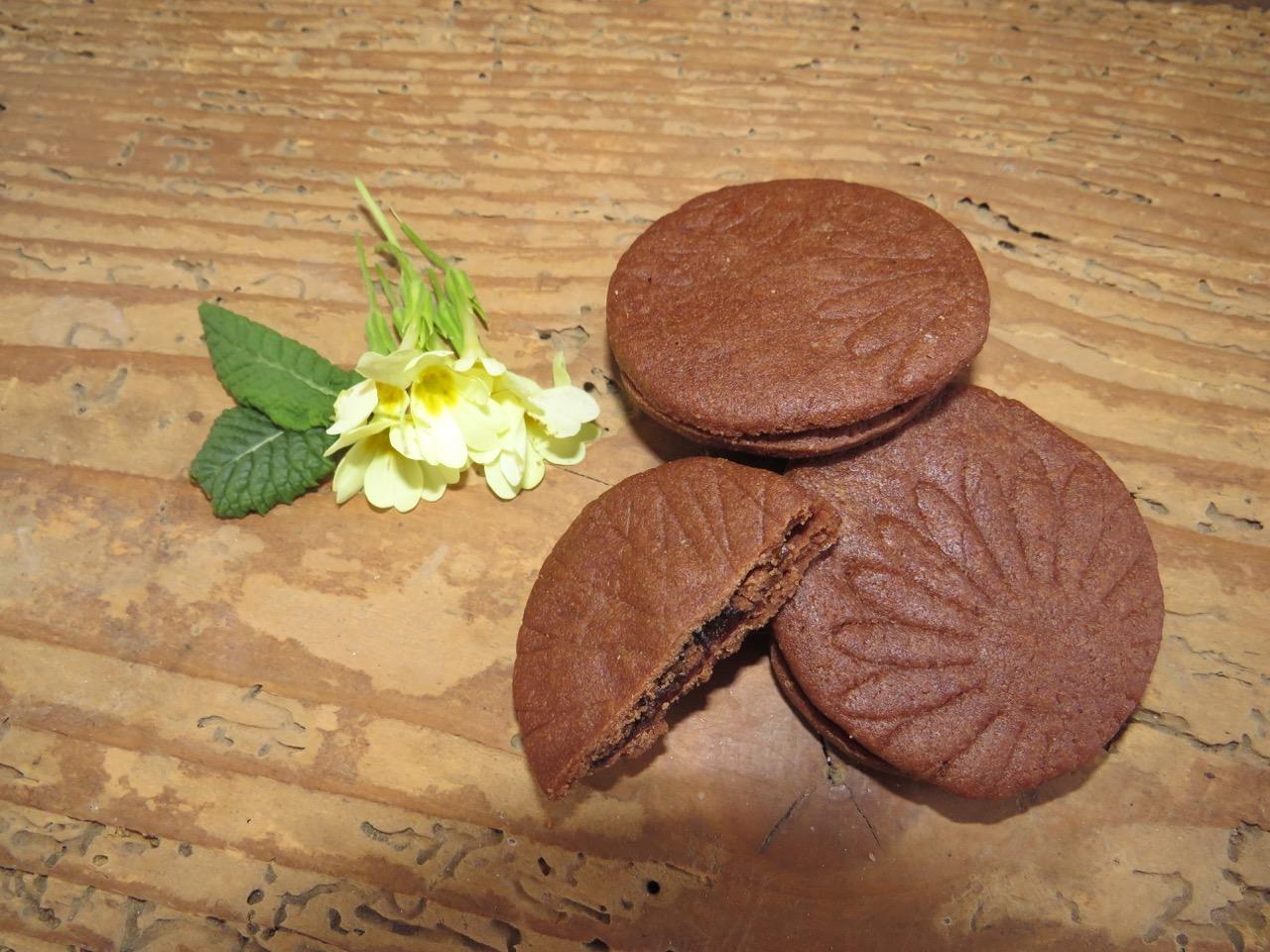 Biscotto -sacher-