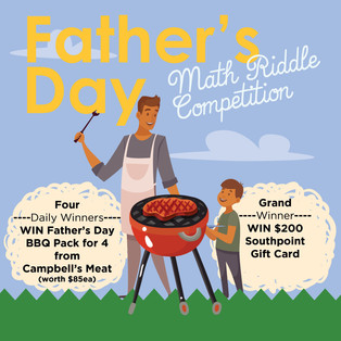 Father's Day Math Riddle Competition