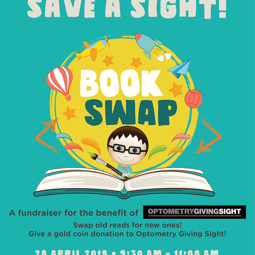 Book Swap Day by Eyecare Kids