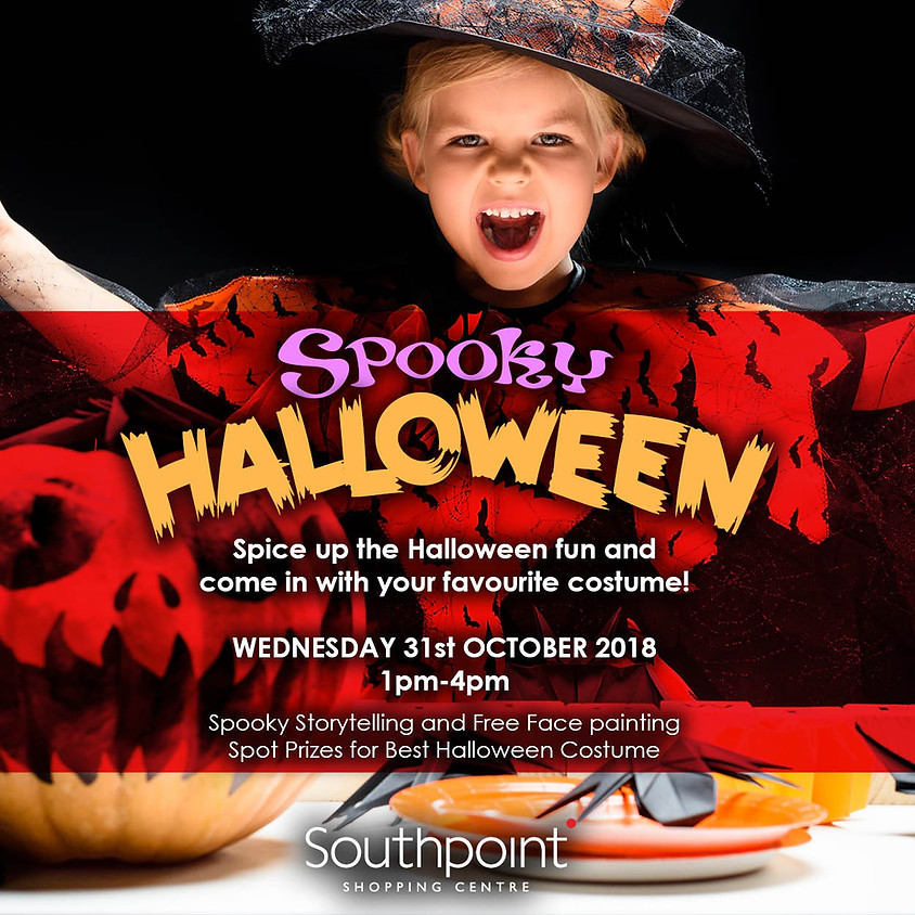 Spooky Halloween at Southpoint