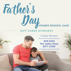 Father's Day Number Bonding Game