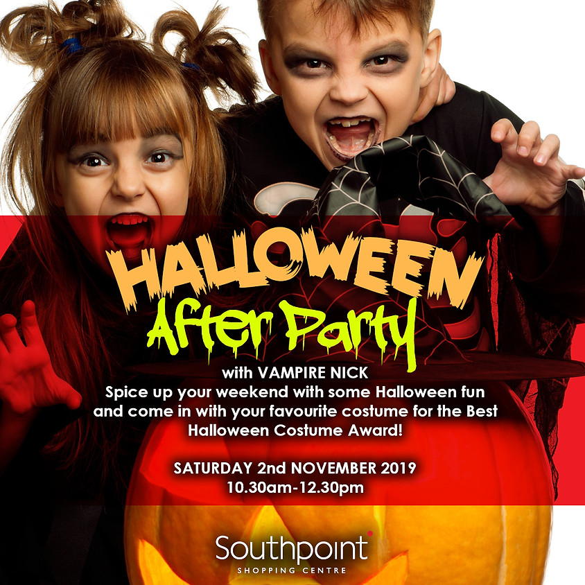 Halloween After Party at Southpoint
