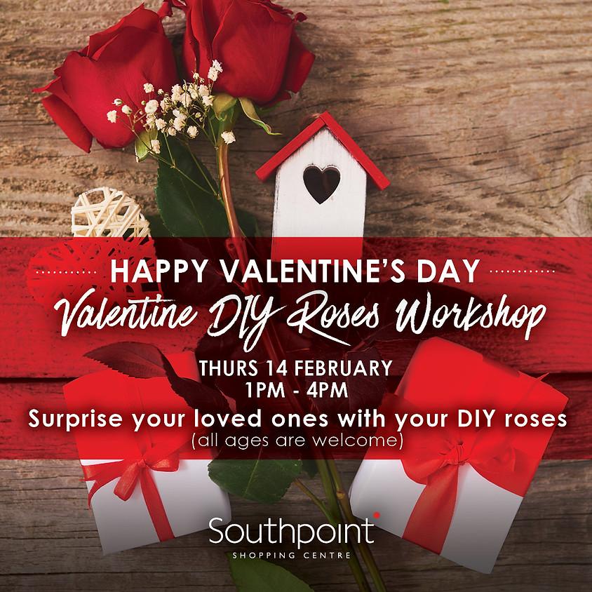 Valentine's Day DIY Roses Workshop