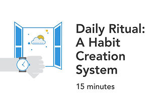 Daily Ritual- A Habit Creation System.vi