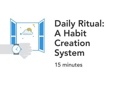 Form A Positive New Habit