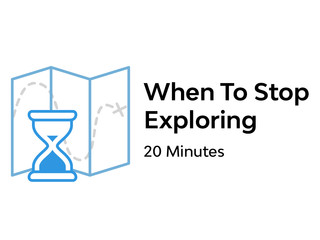 The Explore-Exploit Trade-off