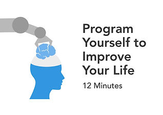 Program Yourself to Improve Your Life.V1