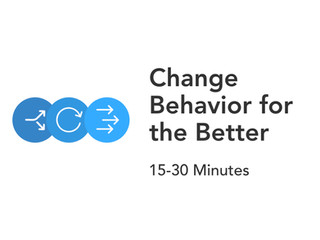 Succeed With A Positive Behavior Change