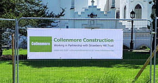 Strawberry Hill House Collenmore Construction Builder Richmond Twickenham Loft Conversions Extensions