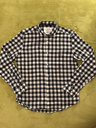Camisa Social Xadrez Regular
