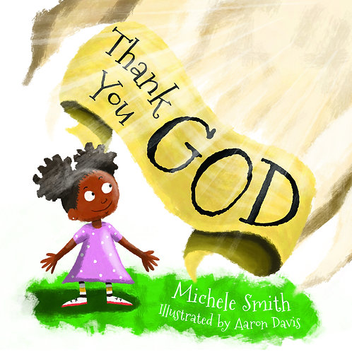 Thank You God: Children's Book