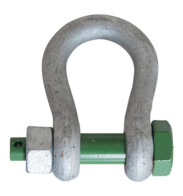 Greenpin Bow Shackle with Bolt