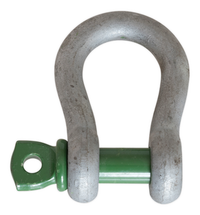 Greenpin Bow Shackle with Screwpin