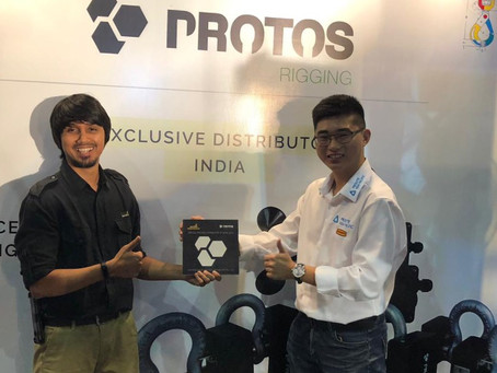 Natura and PROTOS - Now distributing in India