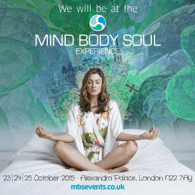 Only One Week To Go !! Mind Body & Soul Experience…