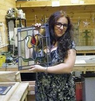 Cheryl Powling Stained Glass Artist