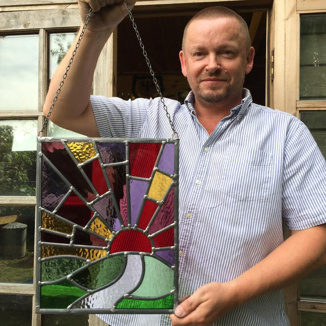 Saturday Stained Glass One-to-One Class